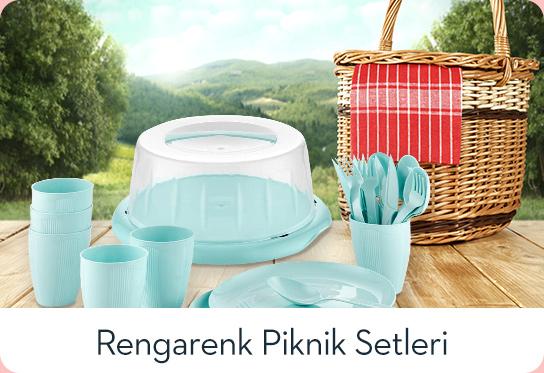Rengarenk Piknik Setleri