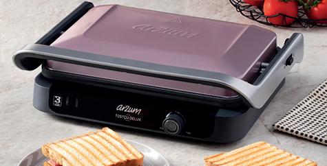 Tost ve Waffle Makineleri