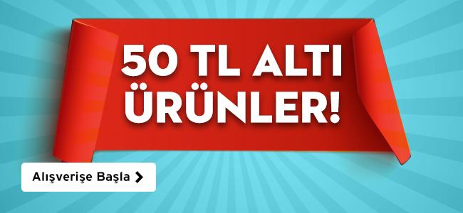 50 TL Altı Ürünler!