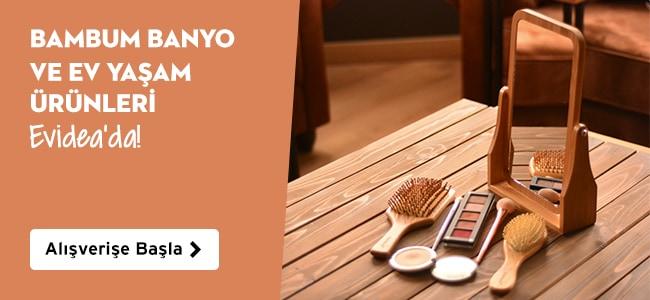 Bambum Banyo ve Ev Yaşam Ürünleri Evidea'da