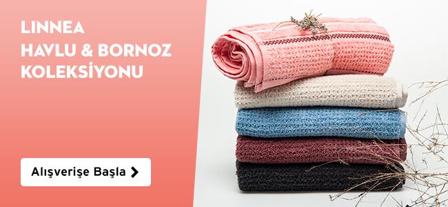Linnea Havlu & Bornoz Koleksiyonu