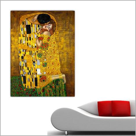 Resim  Diamonds Canvas DC176 Tablo - 50x70 cm