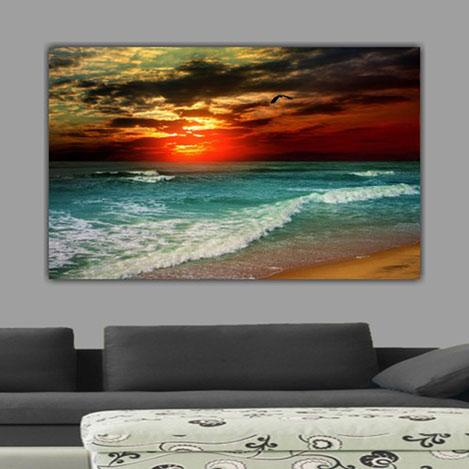Resim  Diamonds Canvas DC206 Tablo - 50x70 cm