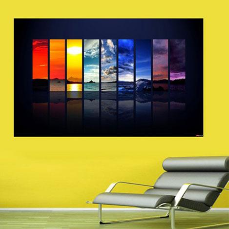 Resim  Diamonds Canvas DC241 Tablo - 50x70 cm