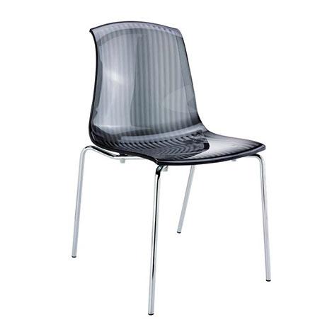 Resim  Siesta Allegra Sandalye - Siyah