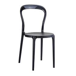 Siesta Mr Bobo Sandalye - Siyah Siyah