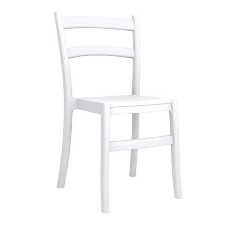 Resim  Siesta Tiffany Sandalye - Beyaz