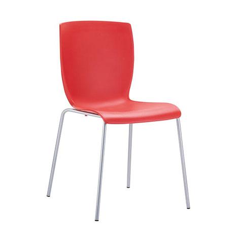Resim  Siesta Mio Sandalye - Kırmızı