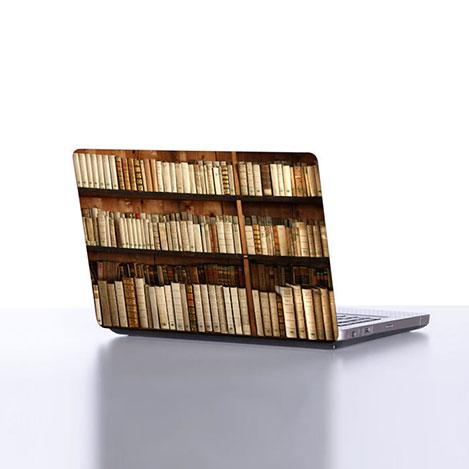 Resim  Dekorjinal DLP010 Laptop Sticker - 38x27 cm