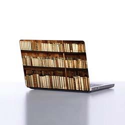 Dekorjinal DLP010 Laptop Sticker - 38x27 cm