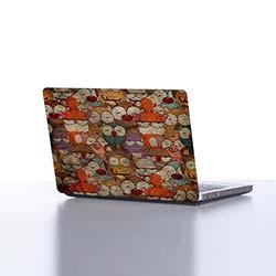 Dekorjinal DLP026 Laptop Sticker - 38x27 cm