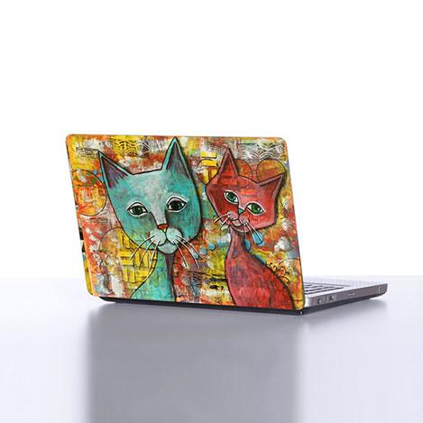 Resim  Dekorjinal DLP069 Laptop Sticker - 38x27 cm