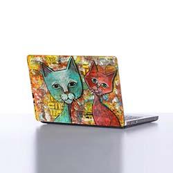 Dekorjinal DLP069 Laptop Sticker - 38x27 cm