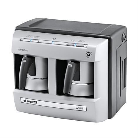 Resim  Arçelik K-3190 P Telve Türk Kahve Makinesi