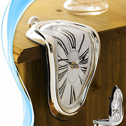 Ofine Melting Clock Eriyen Saat