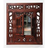 Albero Home Pencere Ayna - Büyük