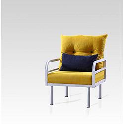 Sigma Tasarım Hira Koltuk Takımı (3+2+1) - Sarı
