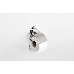 Tekno-Tel DM238 Vakumlu Kapaklı Tuvalet Kağıtlığı