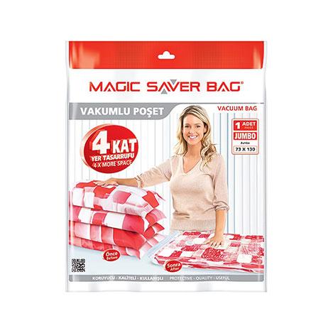 Magic Saver Vakumlu Saklama Torbası - 73X130 Cm