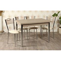 Kristal TK-24-CRD/6 Yemek Masası Takımı (6 Sandalyeli) - Cordoba