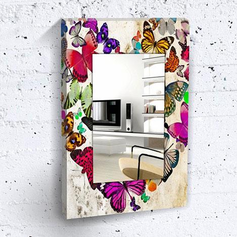 Modacanvas CX68 Dekoratif Ayna - 60x40 cm