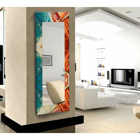 Modacanvas Hma137 Dekoratif Boy Aynası - 120x40 cm