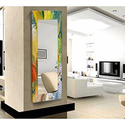 Modacanvas Hma155 Dekoratif Boy Aynası - 120x40 cm