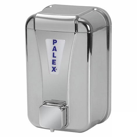Resim  Alper Banyo Köpük Sabun Dispenseri (Krom) - 500 cc