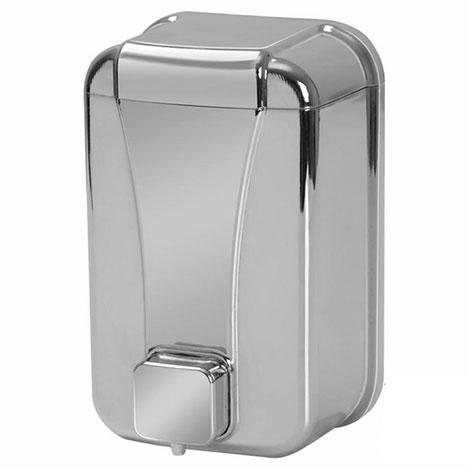Resim  Alper Banyo Sıvı Sabun Dispenseri (Krom) - 1000 cc