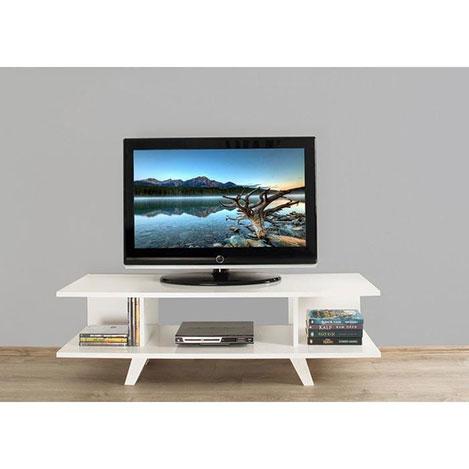 Resim  Ankara Mobilya Tv Sehpası - Beyaz