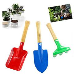 PratikŞeyler Mini Bahçe Kürek Hobi Seti