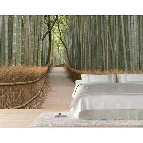 Resim  Artmodel Bamboo Poster Duvar Kağıdı - 390x270 cm