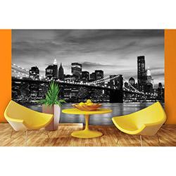 Artmodel 02 Brooklyn Köprüsü Poster Duvar Kağıdı - 390x270 cm