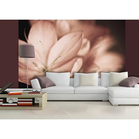 Artmodel DVC-09 Çiçekli Poster Duvar Kağıdı - 390x270 cm