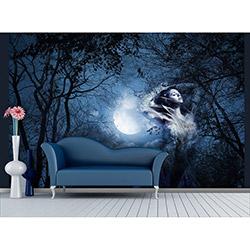 Artmodel 02 Dolunay Poster Duvar Kağıdı - 390x270 cm