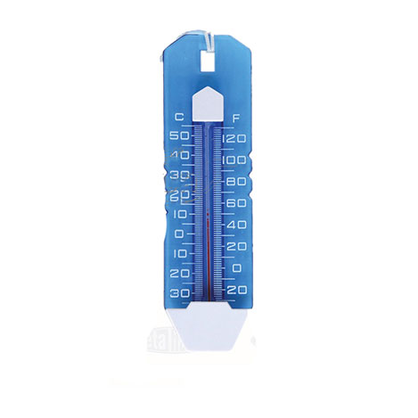 Waterfun Düz Geniş Tip Termometre