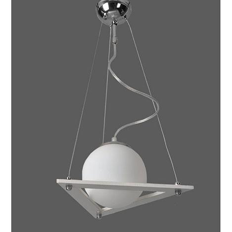 Resim  Nisa Luce Kartopu Tekli Sarkıt - Beyaz