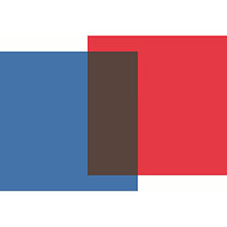 D-c Fix Şeffaf Yapışkanlı Folyo - Mavi