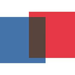 D-c Fix Şeffaf Yapışkanlı Folyo - Kırmızı