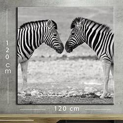 Modacanvas KR33 Mega Dijital Yağlı Boya Tablo - 120x120 cm
