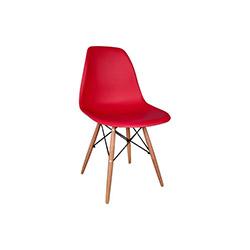 Vitale Aqua-S Pvc Sandalye - Kırmızı