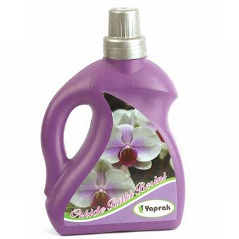 Resim  Yaprak Orkide Bitki Besini - 750 ml