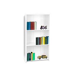 House Line 3 Raflı Kitaplık - Beyaz