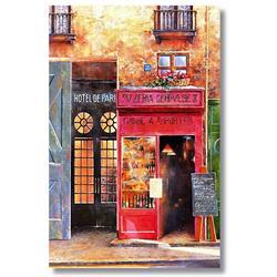 Tictac TT1-70 Cafe Kanvas Tablo - 50x75 cm