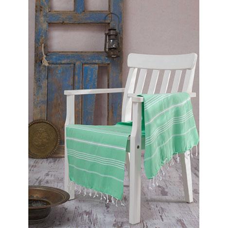 Resim  Eponj Home Sultan Peştamal - Yeşil