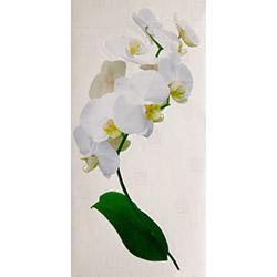 Ready Roll Whıte Orchid Yapışkanlı Sticker - 30x60 cm