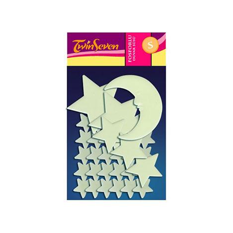 Artikel 30'lı Twin Seven Sticker