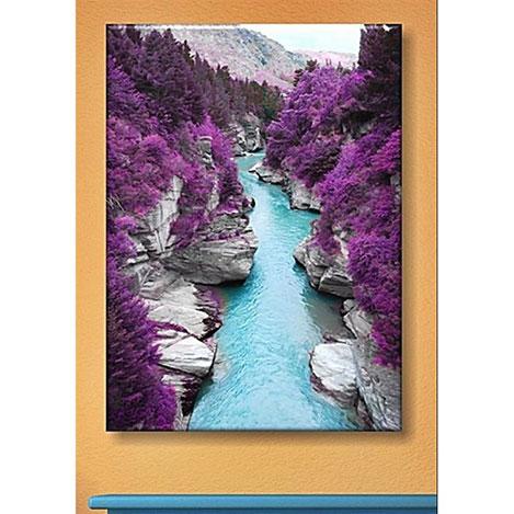 Arte BERA119 Kanvas Tablo - 70x50 cm