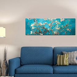 Arte CASA11 Kanvas Tablo - 120x40 cm