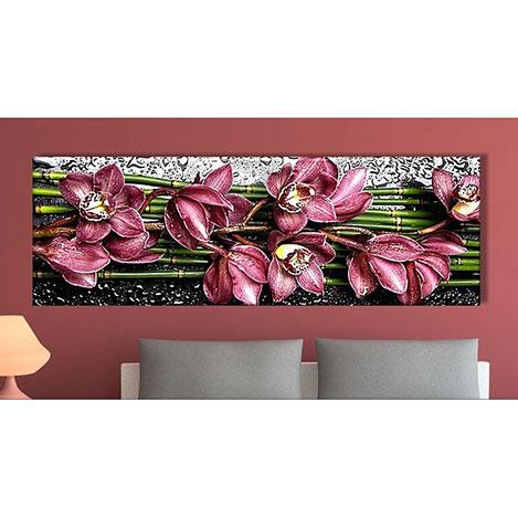 Arte CASA24 Kanvas Tablo - 120x40 cm